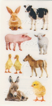 Pix-Baby Barnyard Animals